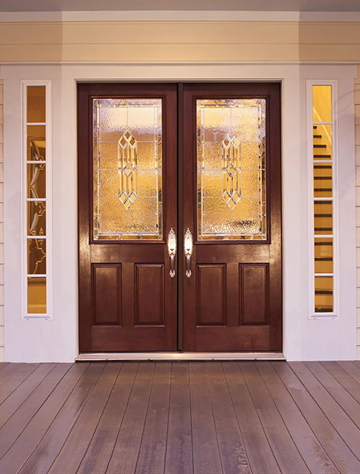 Door Panel Options & Entry Doors Doors Tulsa OK | Window World of Tulsa